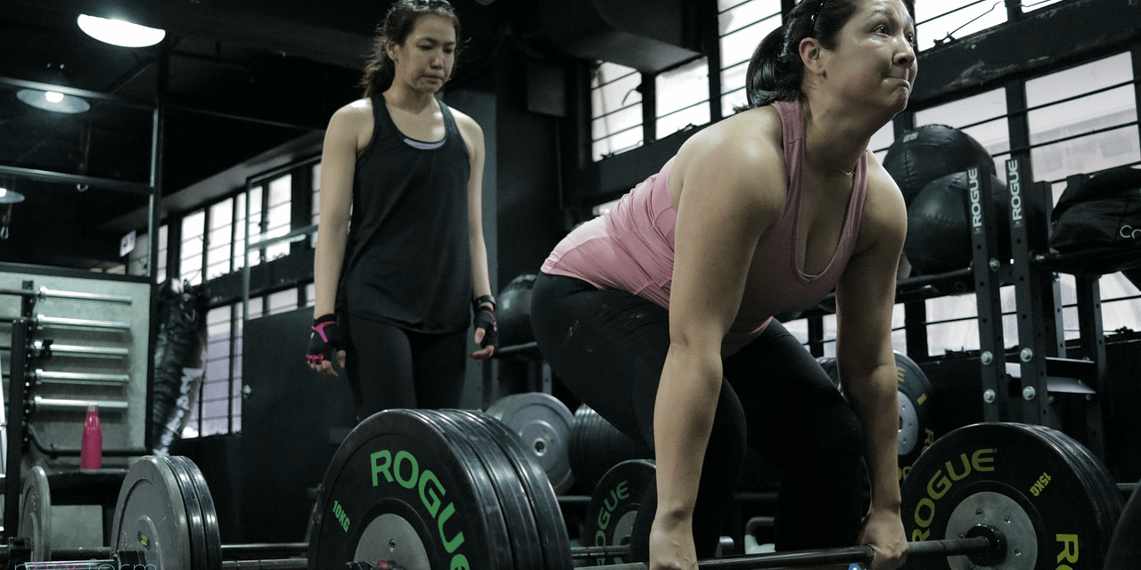'BENCH MARK DAY': OUR MEMBERS TEST THEIR STRENGTH & CONDITIONING