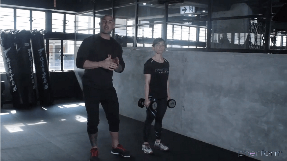 SQUATS. LUNGES. KETTLE BELL SWINGS AND MUCH MUCH MORE. DO YOU KNOW THE PROPER TECHNIQUE?
